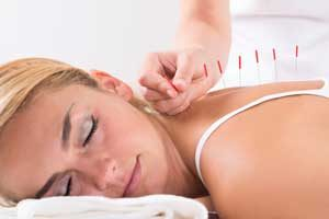 Acupuncture works by improving the body's functions in order to promote the natural self-healing process