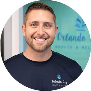 Dr Michael Gampolo - Orlando City Health and Wellness - Chiropractor