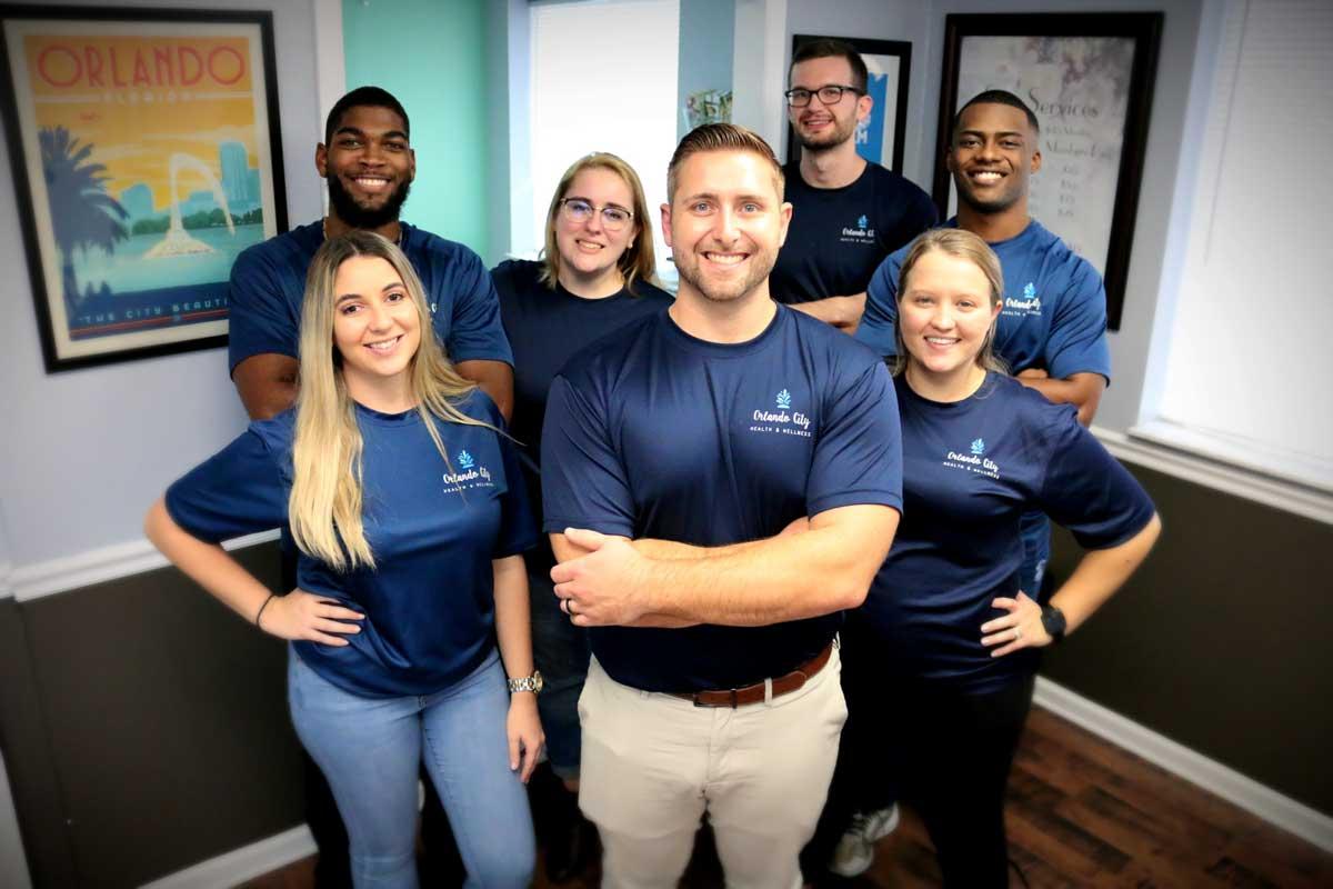 Orlando City Health and Wellness - Team